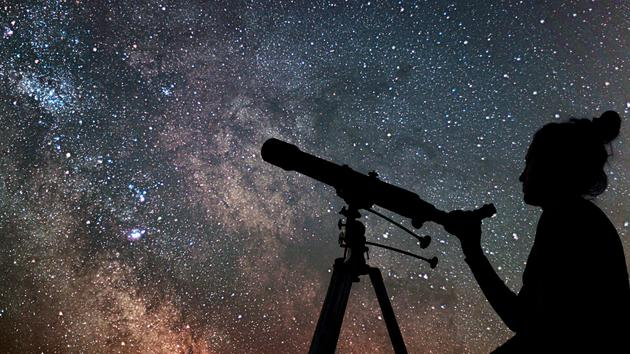Starry Nights: The Sky Is Waiting For You