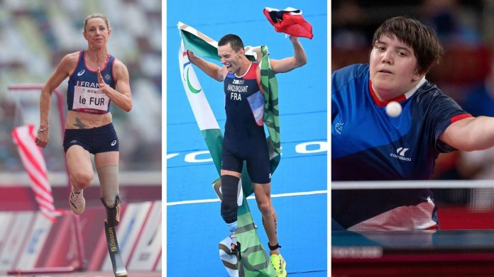Title, a barrage of podiums in table tennis... the day's tricolor medals