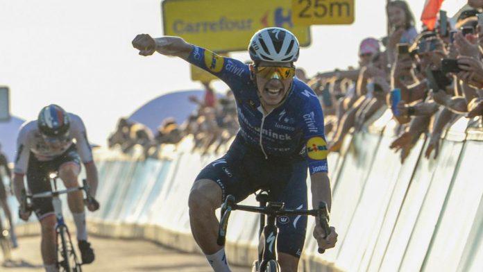 Tour de Pologne: Joao Almeida s'impose et prend la tête du classement