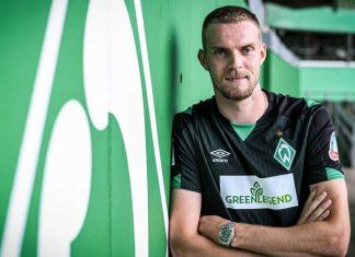 Marvin Ducksch im Trikot des SV Werder Bremen.
