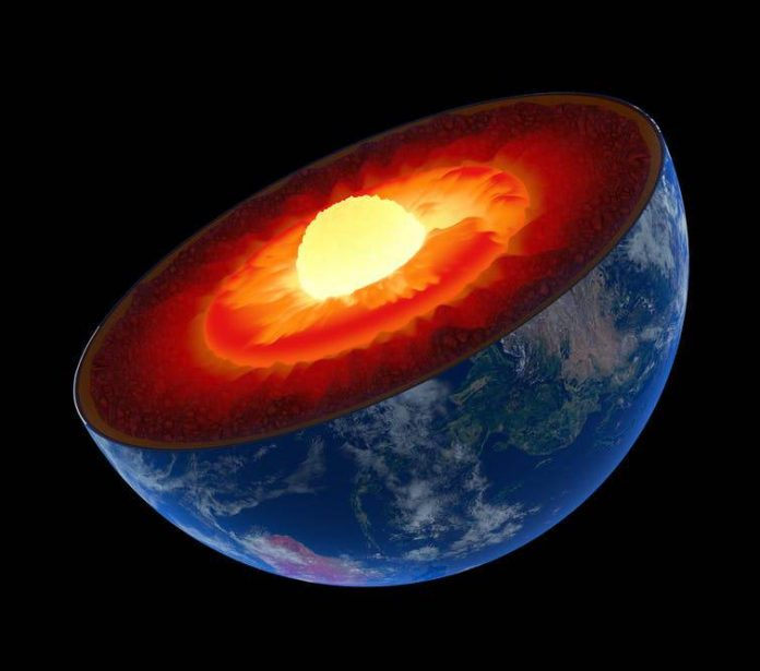 Why does the Earth's core grow more on one side than the other    international    News