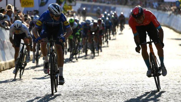 WorldTour race: Bauhaus wins Tour Poland start - bad luck with Bora