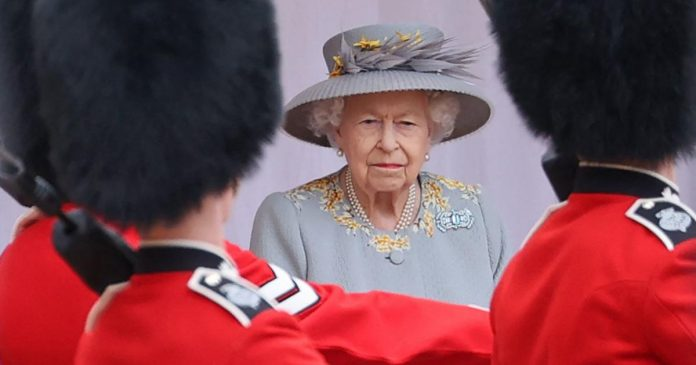 Worried about Queen Elizabeth: 'Business is more serious'