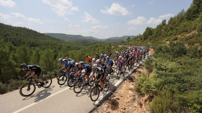 directly.  Vuelta 2021: Continue to Stage 7