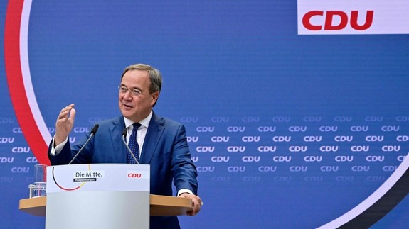 Digitization, Speed Limit, Climate: What's on the CDU and CSU's election agenda?