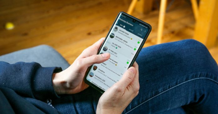 Why does WhatsApp have to pay a record fine of 225 million euros?  - launch