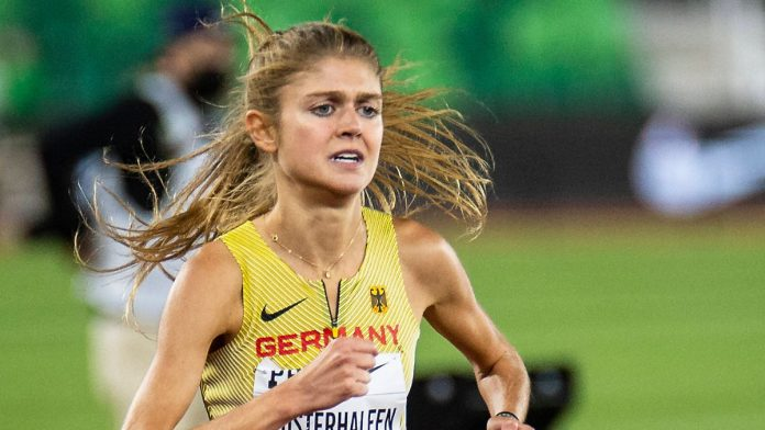 He recovered well from the agony of Tokyo: Klosterhalfen lacks strength in the end