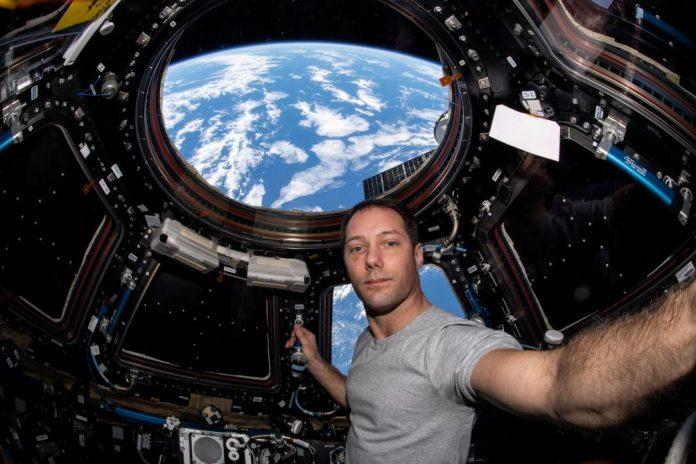 Thomas Pesquet va participer à une dictée géante depuis l'espace