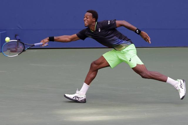 Call Monfils, unfinished comeback against Johnny Chinner