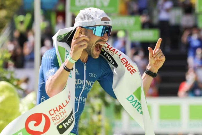 Patrick Lange Challenge Roth 2021 won