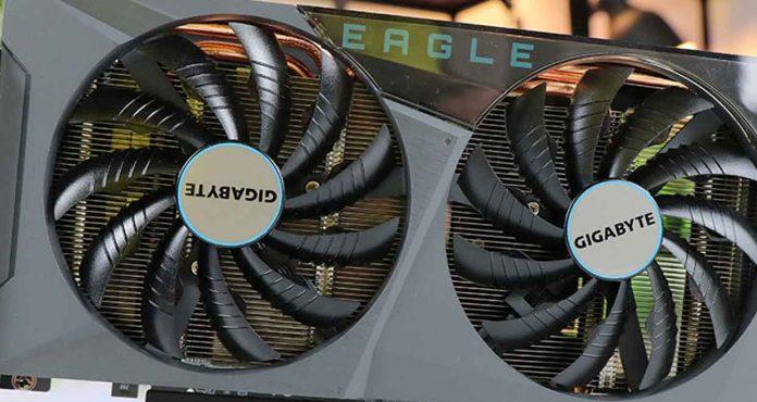 Gigabyte Radeon RX 6600 Eagle debuts
