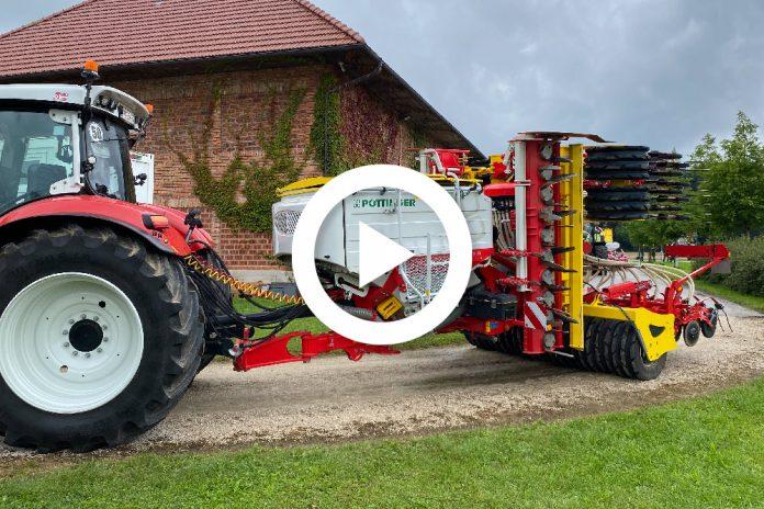 [VIDEO] Pöttinger launches Aerosem VT semi-portable headset