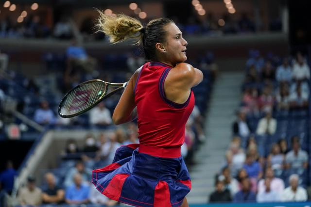 Arina Sabalenga advances to US Open semifinals by defeating Barbora Krezhikova