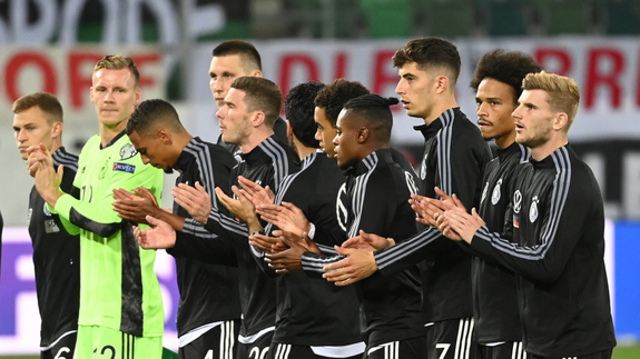 World Cup Qualifiers, Dates and Tables - When is the next German game?