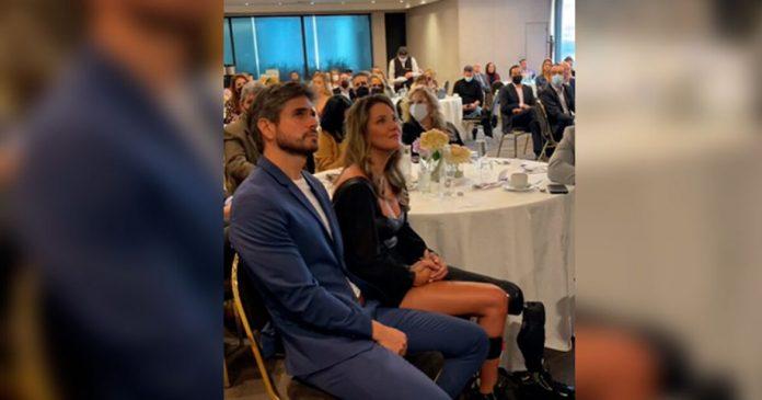 Daniela Alvarez and lovable photos with Daniel Arenas: Even Carolina Cruz commented