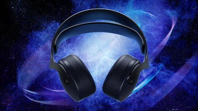 Pulse 3D Headset will soon be available in elegant black color