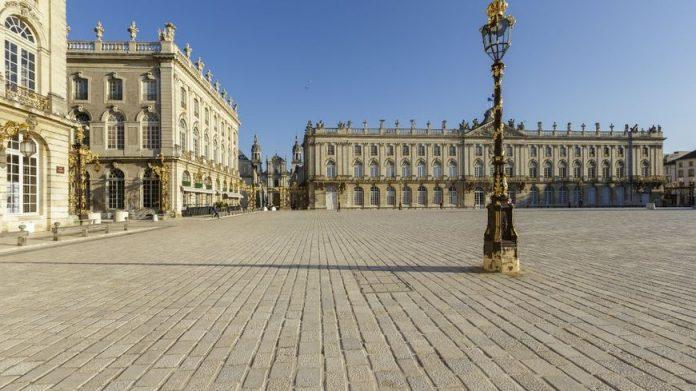 La Place Stanislas de Nancy, inscrite au Patrimoine mondial de l'Unesco, est élue Monument préféré des Français 2021.
