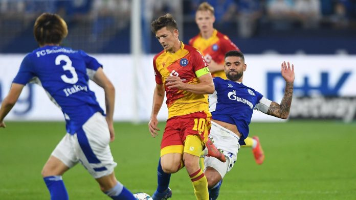 Nornberg's Joker Sting: Schalke was red and eager for defeat