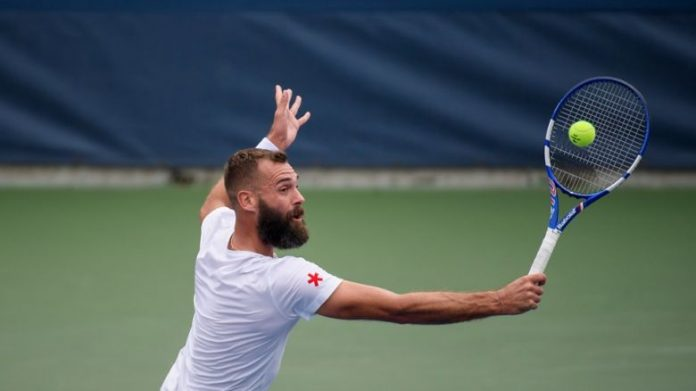 ATP - Nur Sultan - Paire attaque face à Gerasimov, Musetti a souffert