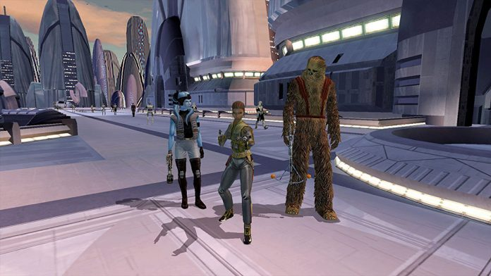 Knights of the Old Republic arrive at Sur Switch en novembre - Marseille News