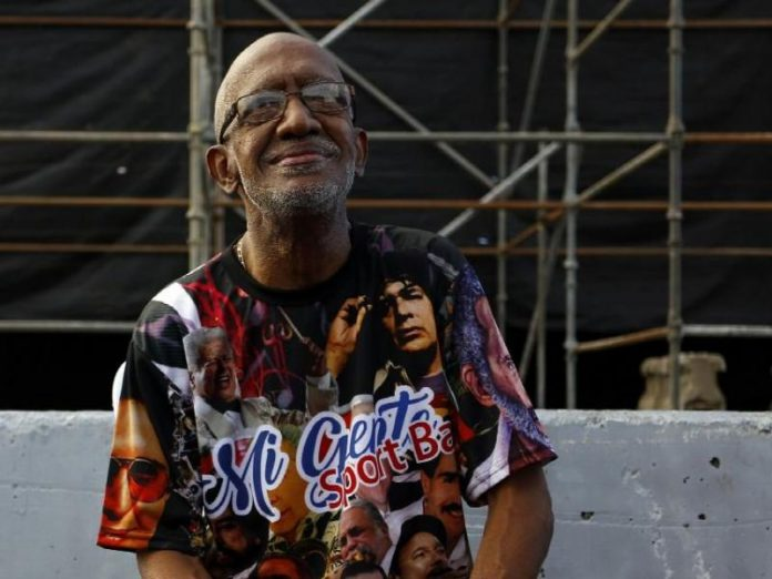 The salsa legend died of a heart attack