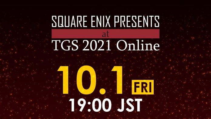 Square Enix Conference Tokyo Game Show 2021: Date, time and information |  Xbox One