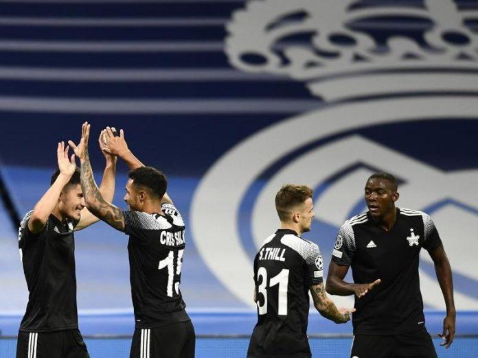 Sherif Tiraspol shocks Real Madrid, the champions    free press