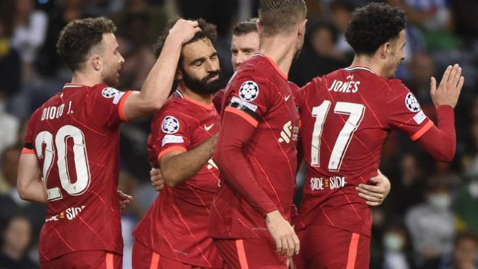 Les Reds ont frappé fort à Porto.