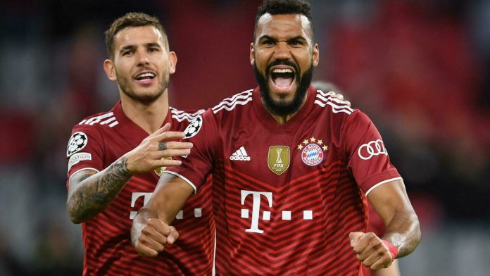 Choupo-Moting participated in the au festival in Bavaria