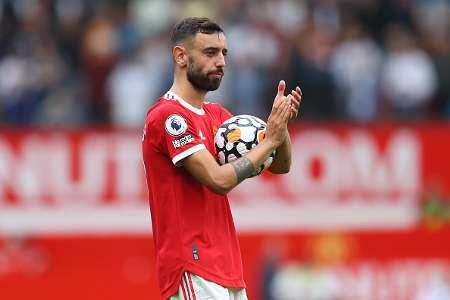Manchester United: Bruno Fernandez shows his satisfaction