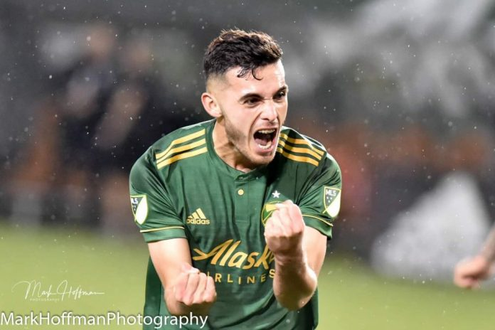 VS/Stunning 'Save' of Chrythian Paredes in Portland Victory