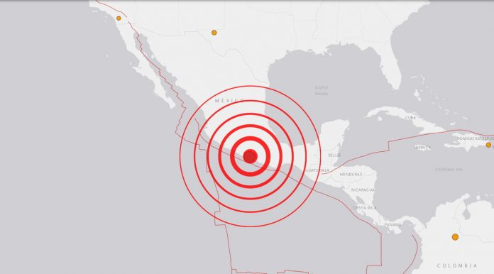 An earthquake of magnitude 7 hits Mexico: the residents of the capital felt it too