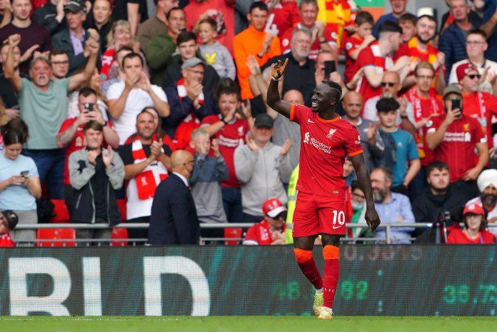 Liverpool FC: Mané set a new Premier League record