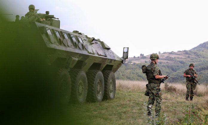 Tension with Serbia, NATO intensifies patrols