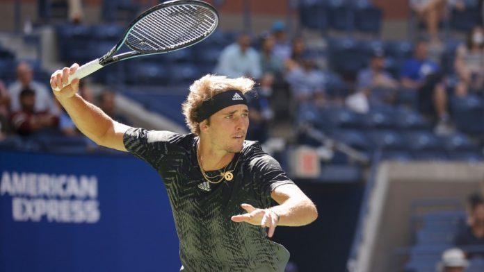 US Open - Zverev beats his opponent - sports