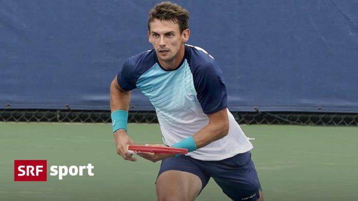 US Open second round - Laksonen surprisingly beat Garin - Sport