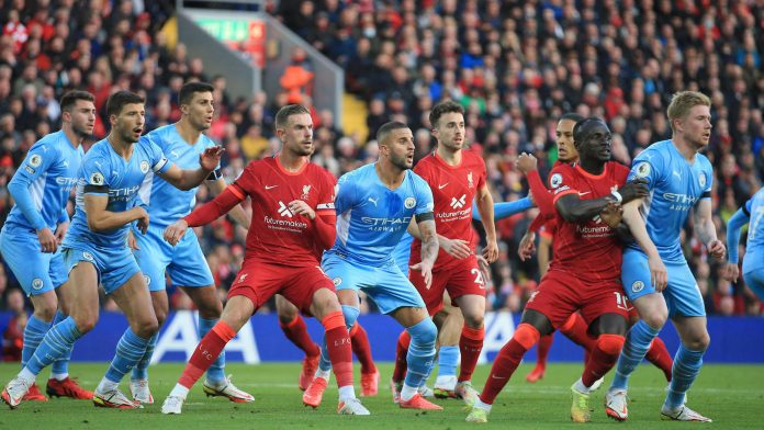 Liverpool FC are investigating a spit fire attack against Manchester City