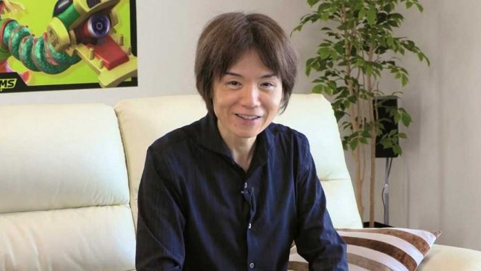 Sakurai invites everyone to watch the final reveal of Smash whether you are playing the game or not