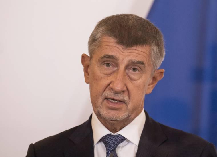 Andrei Babis, September 9, 2020 in Vienna.  (AFP/Joe Clamart)