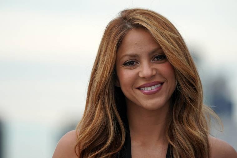 Shakira September 5, 2019 (AFP / BRYAN R. SMITH)