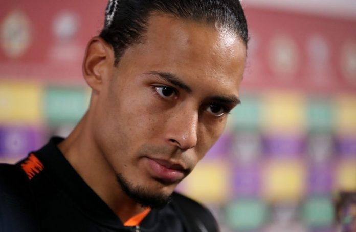 Van Dijk names the 5 best defenders in the world, Marquinhos and Dias zapped