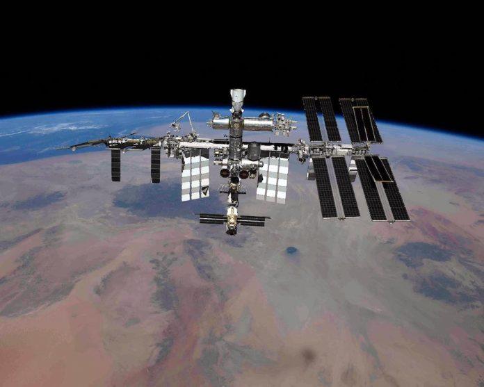 ESA astronaut Thomas Pesquet takes over as space station commander