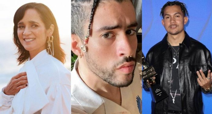 Julieta Venegas and Bad Bunny Collaborate With Tiny On Their New Song |  celebrity |  nndc |  Offers