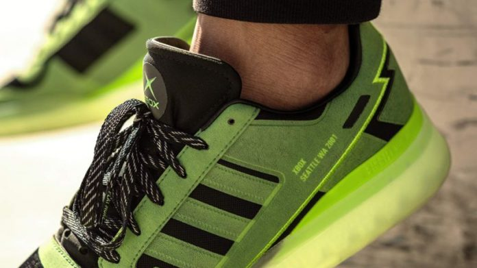Microsoft and Adidas release sneakers inspired by Xbox