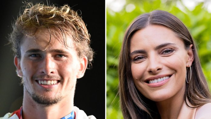Romantic rumors about a tennis star: Sverev's comment about Sofia Tomalla