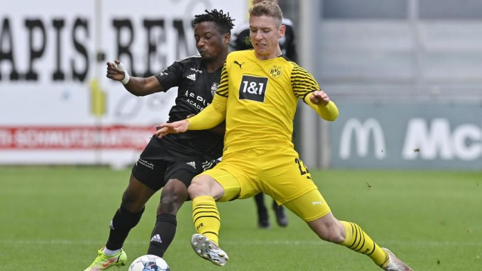 Against U23 from Dortmund: AS Eupen wins the Test 3-0
