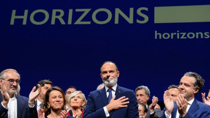 Four questions on Horizons, Edouard Philippe's new party