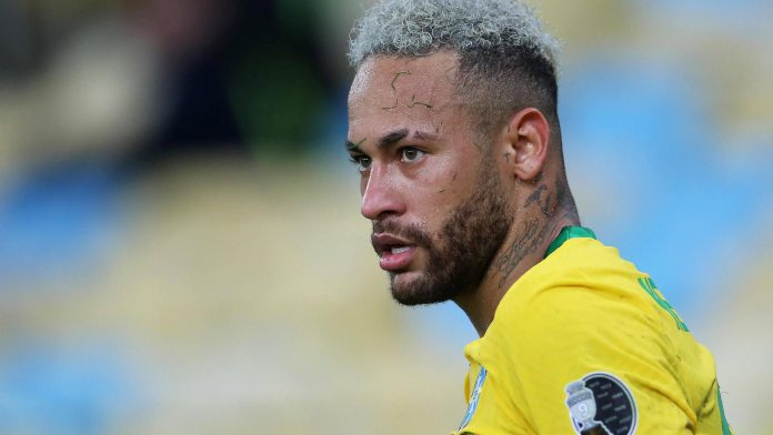 Is the Brazilian star announcing the end of his life here?