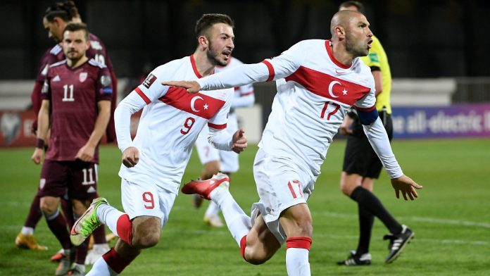 Vice world champion threatens to qualify: Burak Yilmaz replaces Koontz only in the 99th minute