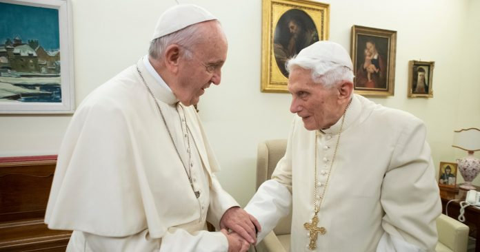 Won't Ratzinger be the only one?  - Free daily